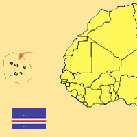 Globalization Guide Map For Localization Of The Country Cape Verde